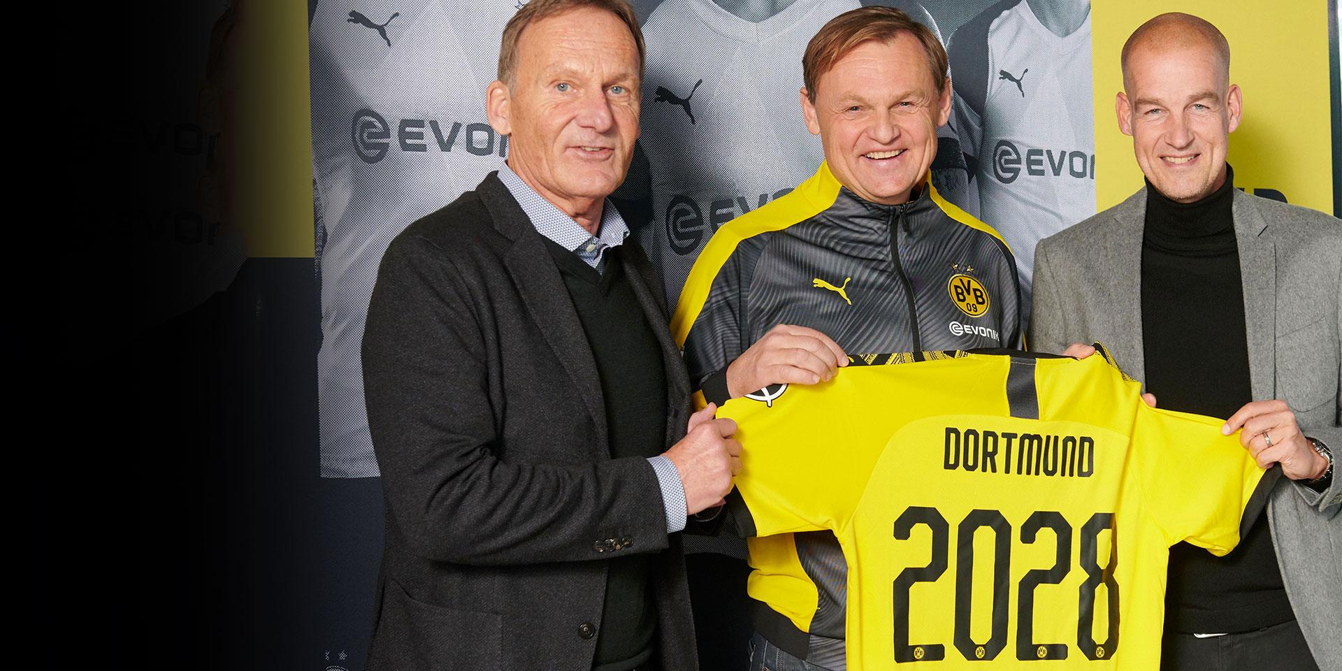 PUMA® - PUMA and Borussia Dortmund extend partnership