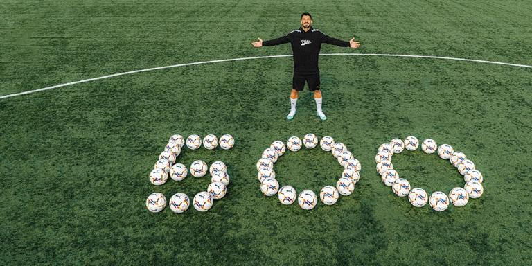 Luis Suarez 500 Goals