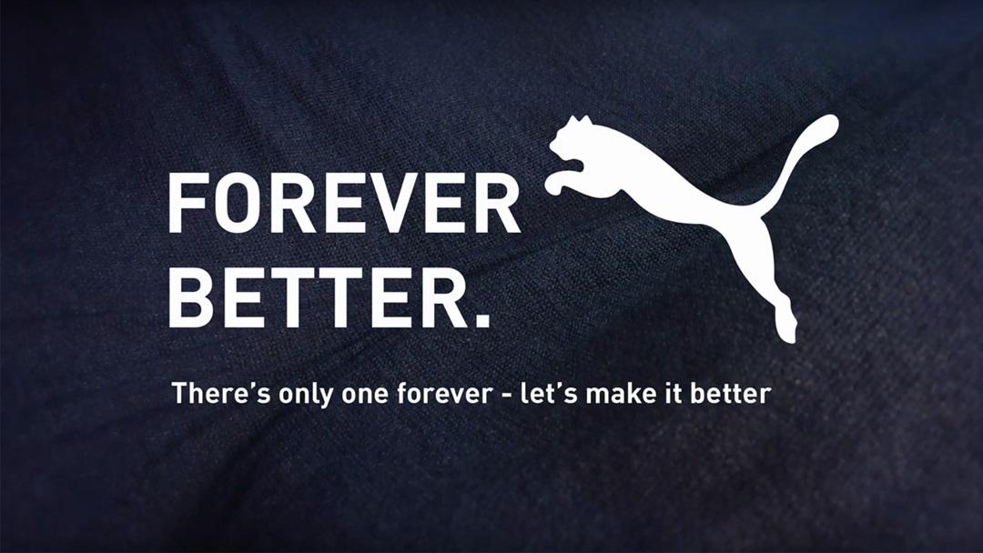 PUMA Forever Better