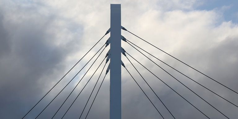 The very top of PUMA's Bridge