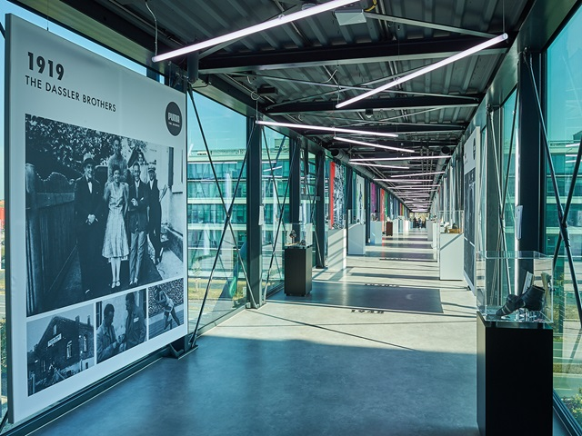 PUMA Headquarters Bridge