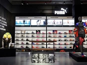 PUMA Store in Herzogenaurach