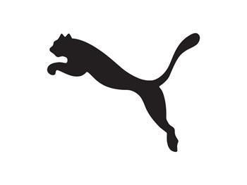 PUMA Logo springende Katze