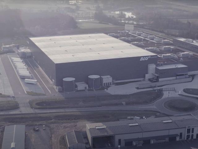 BLG Warehouse PUMA