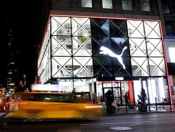 PUMA Flagship-store New York