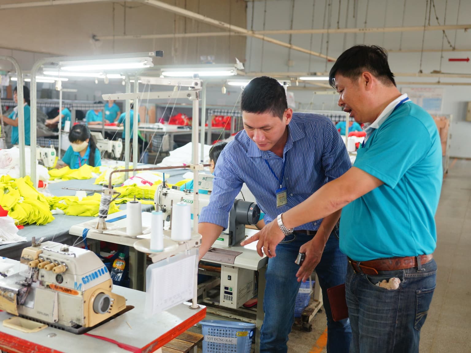 PUMA® - Audits and code of conduct at PUMA factories