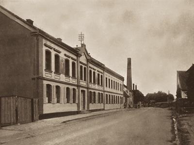PUMA Gebäude 1948