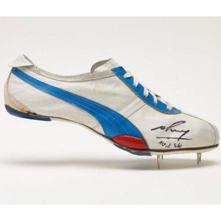 PUMA shoe 1960
