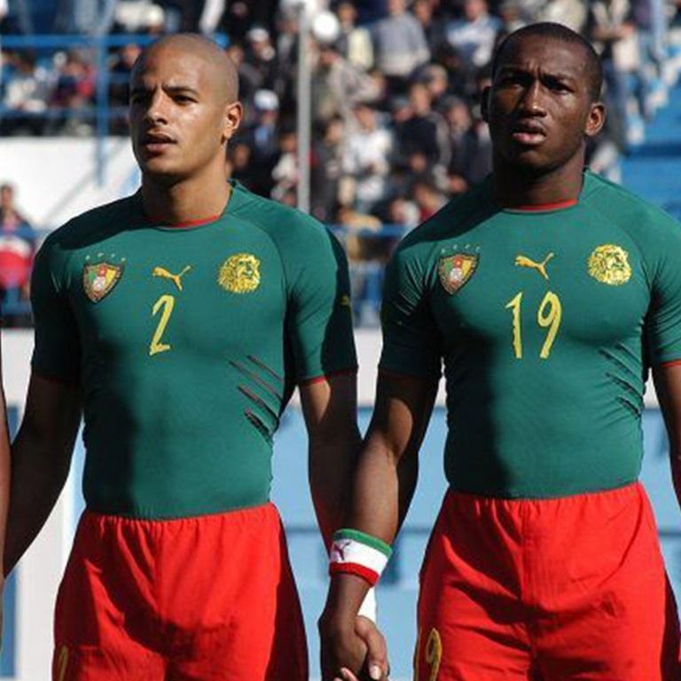 Kamerun Fußballteam