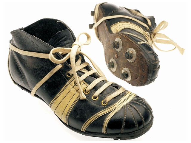 einer von den ersten PUMA Schuhen