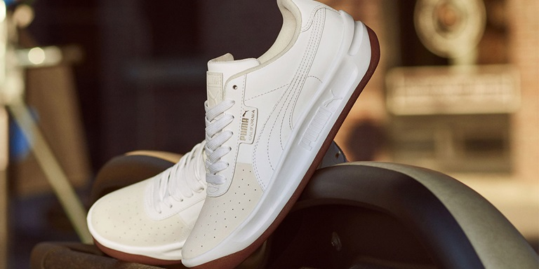 PUMA California shoe
