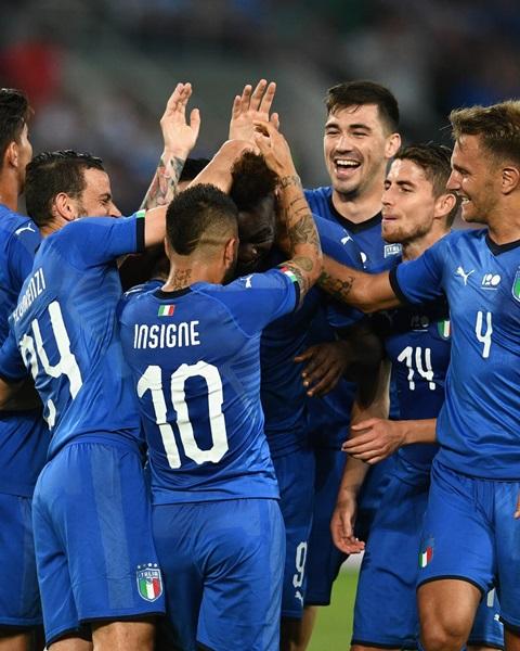 Italien Fußballmannschaft