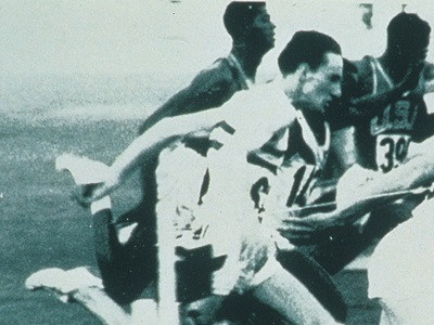 Armin Hary 1960 Olympische Spiele Rom