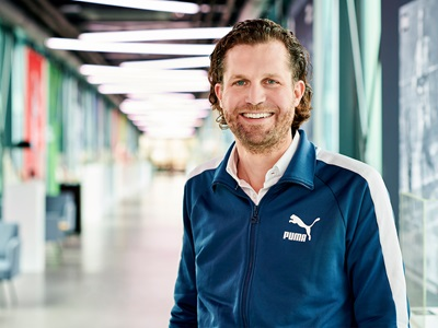 Arne Freundt, Chief Commercial Officer at PUMA