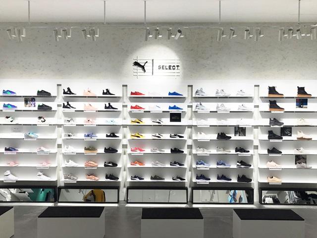PUMA Select Store in Singapur