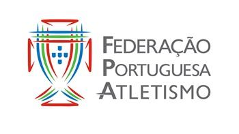 Logo Portugiesischer Leichtathletik-Verband